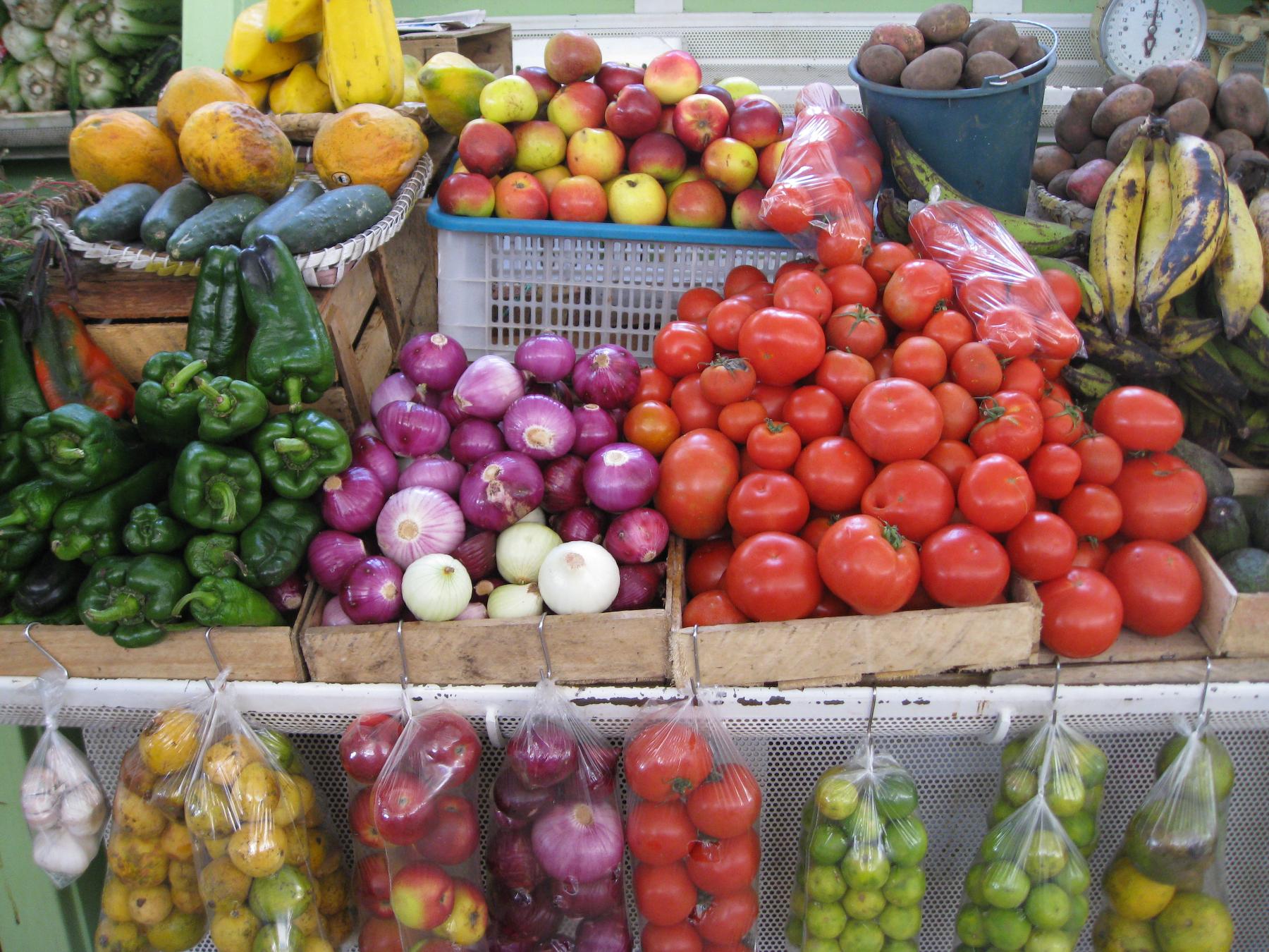 El mercado de Otavalo, Ecuador – Conversational Spanish